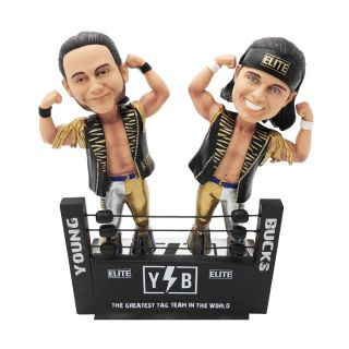 Bobble Brawlers: The Young Bucks