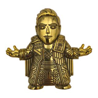 Kazuchika Okada (Gold Variant) Micro Brawler Figure
