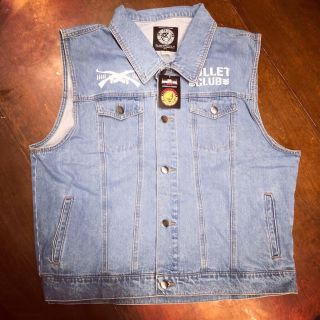 Bullet Club Denim Vest