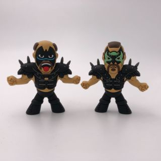 Road Warriors (Variant) Micro Brawler Figure 2 Pack