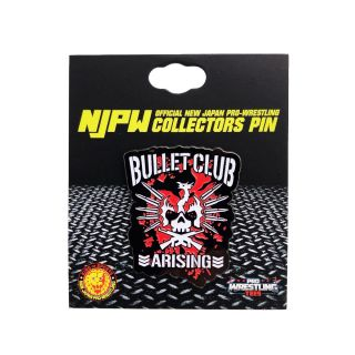 NJPW Collectors Pin: Bullet Club Arising