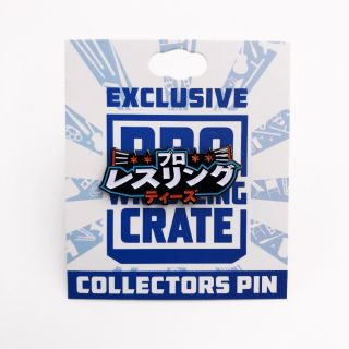 PWTees Japan Collectors Pin