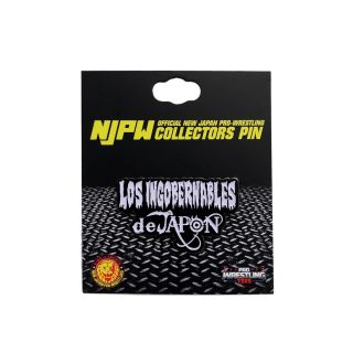 NJPW Collectors Pin: Los Ingobernables De Japon