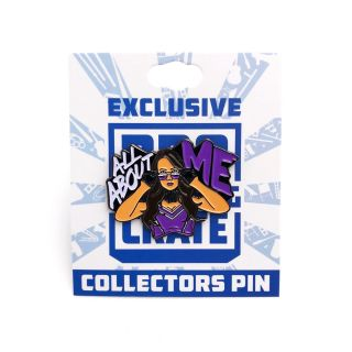Collectors Pin: All About Me