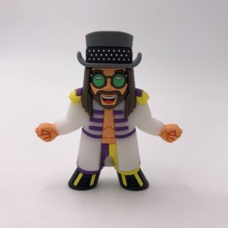 Juice Robinson Micro Brawler Figure