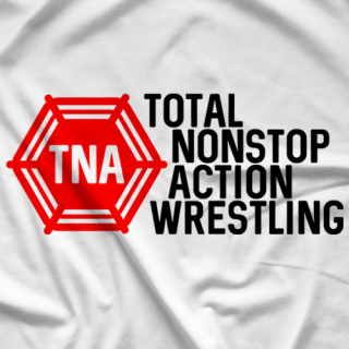 Impact Wrestling Total Nonstop Action T-shirt
