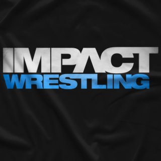 Impact Wrestling Impact Original T-shirt