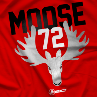 Moose by Impact Wrestling T-shirt