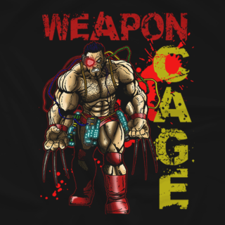 Brian Cage: Weapon X