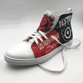 Superkicks™ High Tops - Los Ingobernables de Japon (3-4 Weeks to Ship)