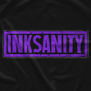 INKsanityVM Stamp T-shirt