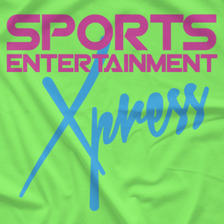 Sports Entertainment Xpress logo