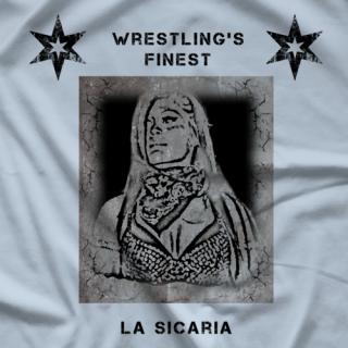 Ivelisse Wrestling's Finest T-shirt