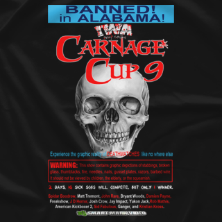 Carnage Cup 9