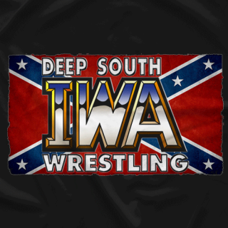 Rebel Flag IWA