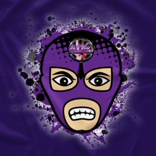IWL Masked Lunatic Purple