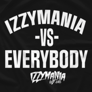 Izzy vs Everybody