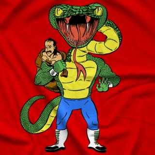 Snake Roberts T-shirt