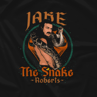 Jake The Snake Retro