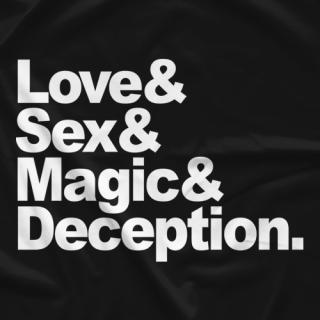 Love & Sex & Magic & Deception