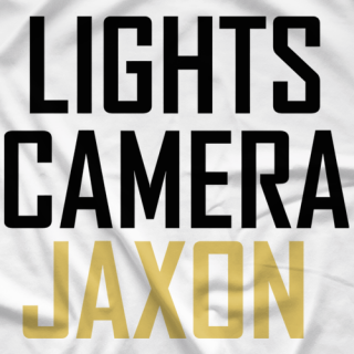 Lights Camera Jaxon