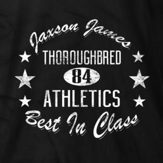 Thoroughbred Athlete
