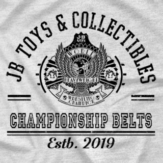 JB Toys & Custom Championship Belts