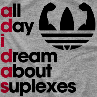 Dream About Suplexes