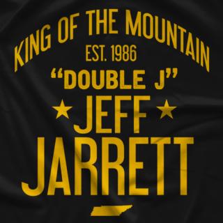 Jeff Jarrett Jarrett Retro T-shirt