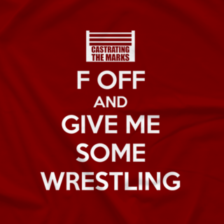 Give Me Some Wrestling!
