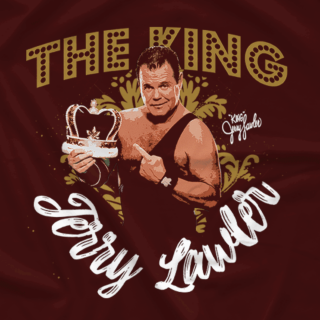 Jerry Lawler Retro