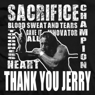 Jerry Lynn Sacrifice Dark T-shirt
