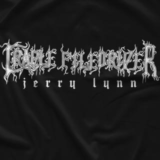 Jerry Lynn Cradle Piledriver T-shirt