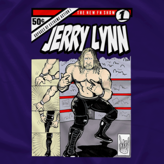 Jerry Lynn Comic