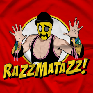 Jervis Cottonbelly Razzmatazz! T-shirt