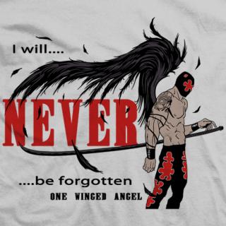 I Will Never Be Forgotten