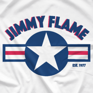 Jimmy Flame Classic Air Force