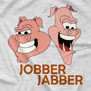 Jobber Jabber Original TEE!