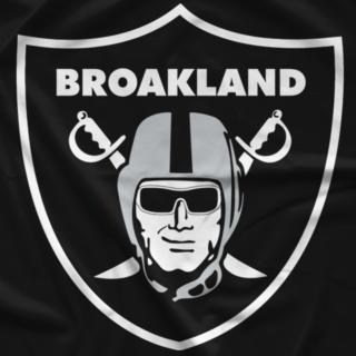 Broseph Joe Brody BROakland 2 T-shirt