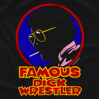 Famous Dick Wrestler E Mayhem Avatar