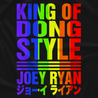 King of Dong Style (Pride) - Only Available Until 7/8