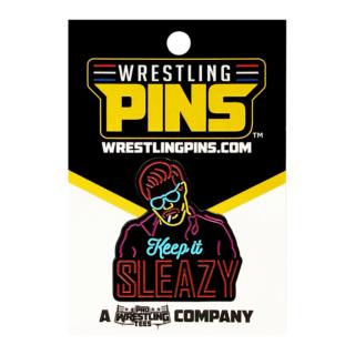 Joey Ryan - Keep It Sleazy Wrestling Pin