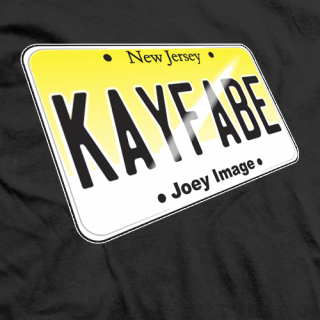 Kayfabe Plate