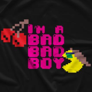 Joey Janela Bad Bad Pacboy T-shirt