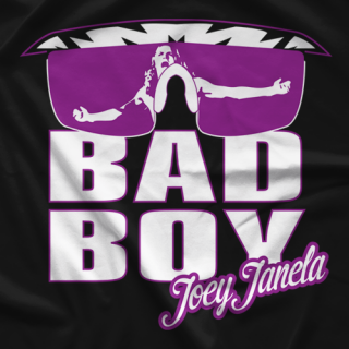 Joey Janela The Danger Zone T-shirt