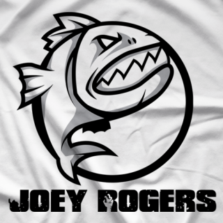 Joey Rogers Piranha T-shirt