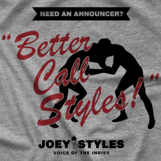 Better Call Styles T-shirt