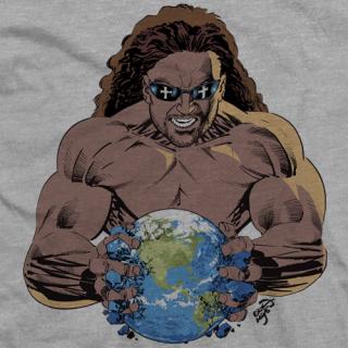 Johnny Mundo T-shirt