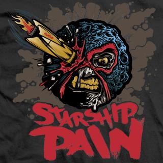 Johnny Mundo Starship Pain T-shirt
