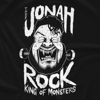jonah rock face